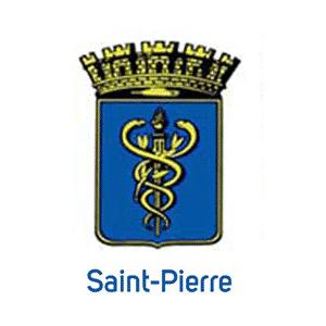 Logo de la ville de Saint-Pierre