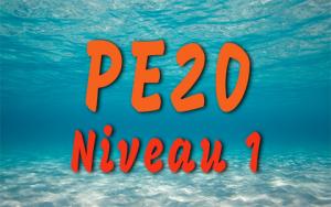 Plongée Encadré 20m