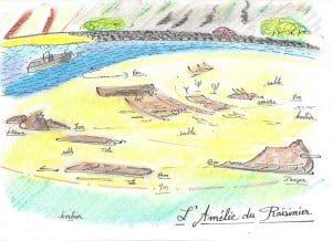 Site de plongée Amélie