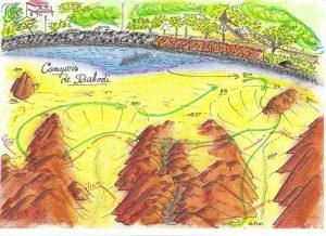 Site de plongée Canyons de Babodi