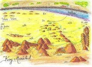 Site de plongée Kay Maréchal