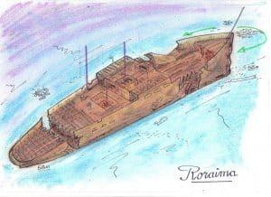 Site de plongée Le Roraima